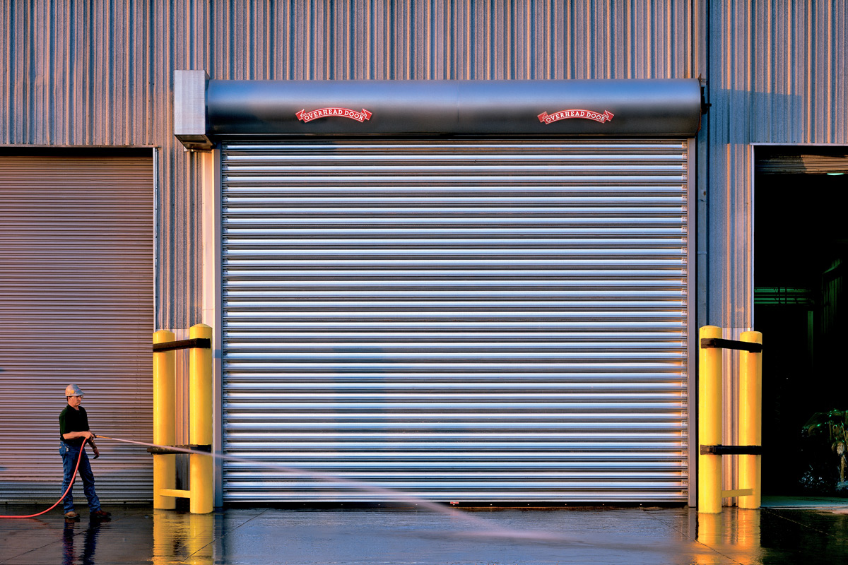 Overhead door western kentucky commercial residential for Door to door sales