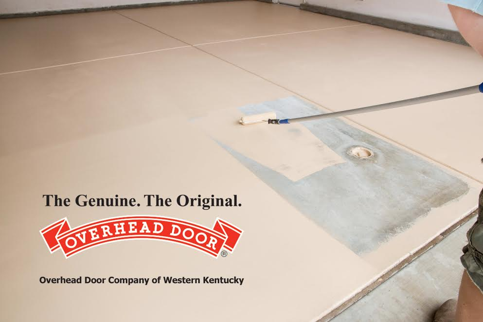Garage Flooring 101 Overhead Door Company Of Western Kentucky