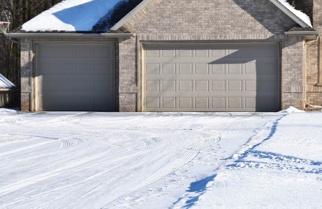 Do You Hate The Cold So Does Your Garage Door Overhead Door Company Of Western Kentucky